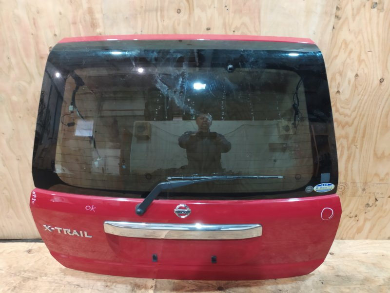 Дверь задняя багажника Nissan X-Trail NT30 QR20DE 2003