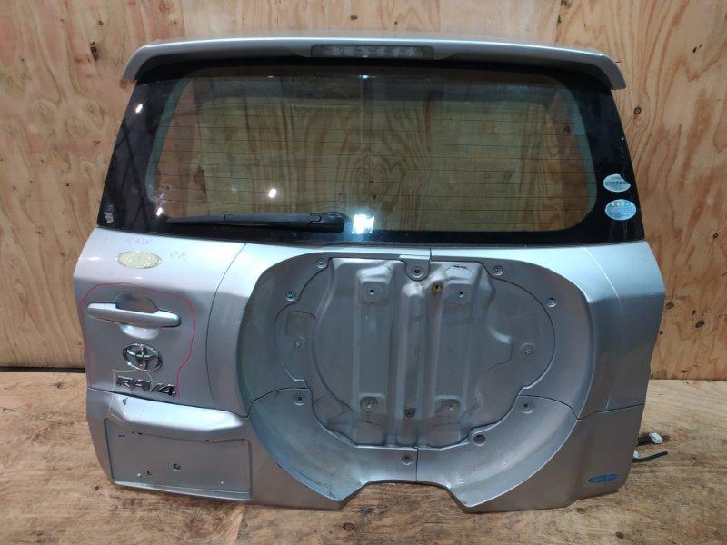 Дверь задняя багажника Toyota Rav4 ACA36W 2AZ-FE 2007