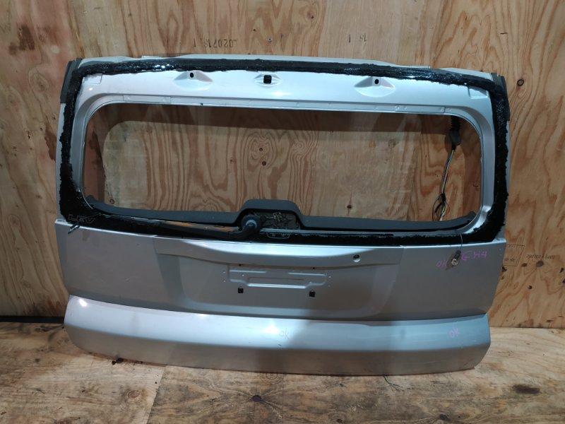 Дверь задняя багажника Honda Hr-V GH4 D16A 2000