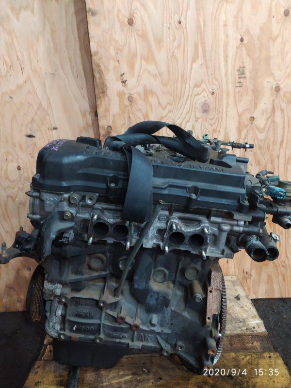 Двигатель Nissan Wingroad WFY11 QG15DE 2001