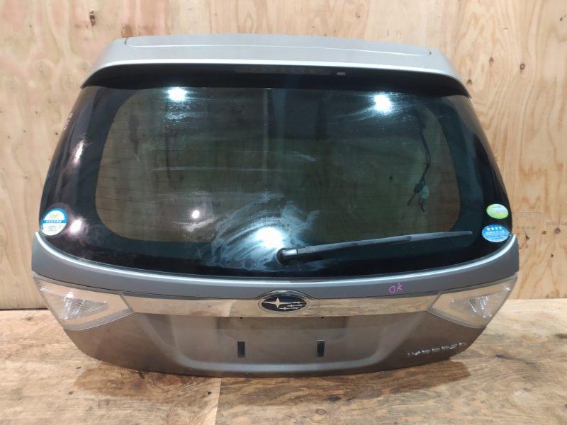 Дверь задняя багажника Subaru Impreza GH2 EL15 2007