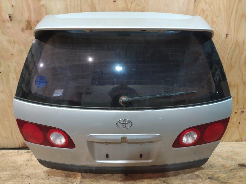 Дверь задняя багажника Toyota Caldina AT211G 7A-FE 1998