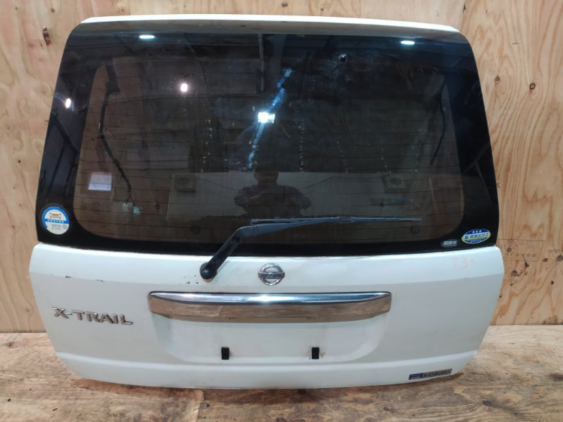 Дверь задняя багажника Nissan X-Trail T30 QR20DE 2005