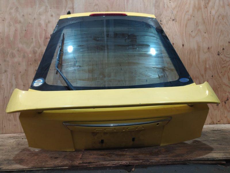 Дверь задняя багажника Toyota Celica ZZT230 1ZZ-FE 2003