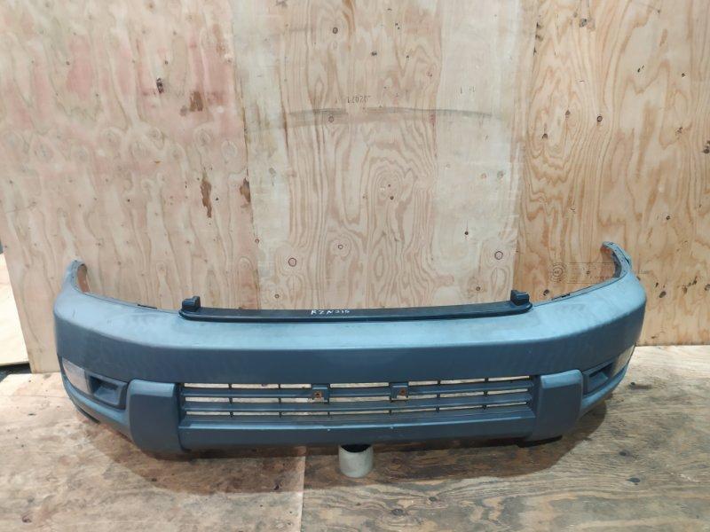 Бампер Toyota Hilux Surf RZN215W 3RZ-FE 2003 передний