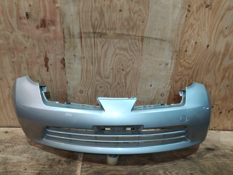 Бампер Nissan March AK12 CR12DE 2007 передний