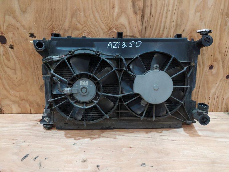 Радиатор двигателя Toyota Avensis AZT250 1AZ-FSE 2005