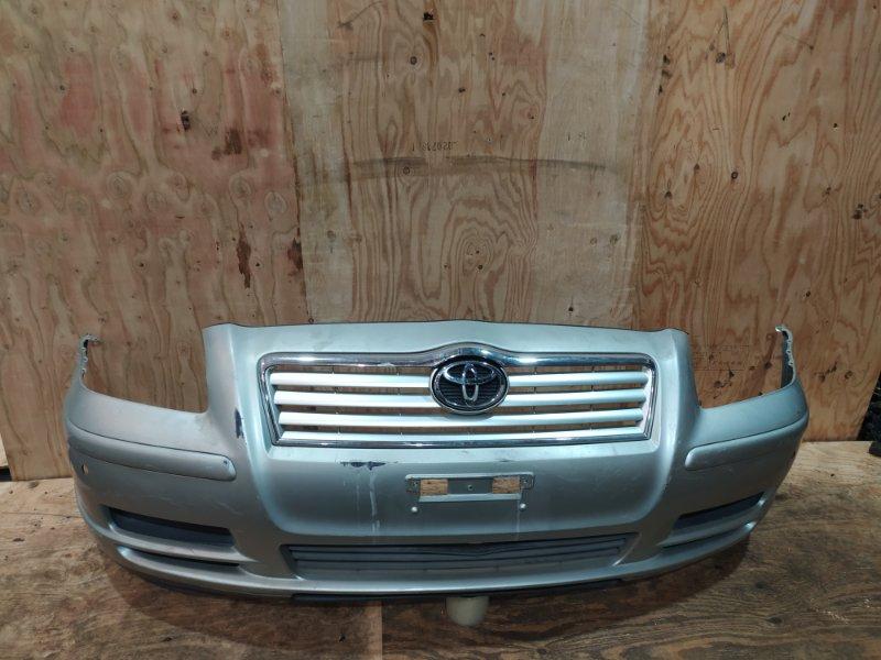 Бампер Toyota Avensis AZT250 1AZ-FSE 2005 передний