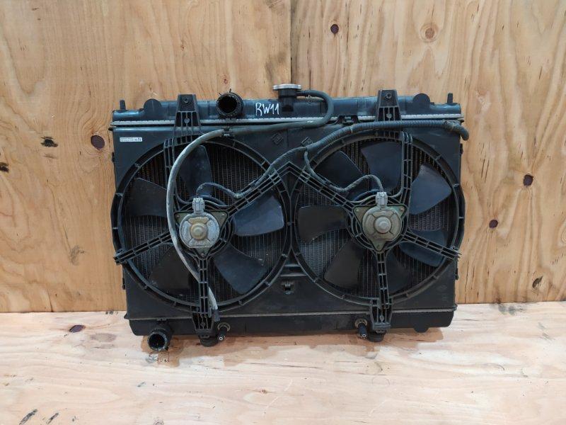 Радиатор двигателя Nissan Avenir RW11 QR20DE 2005