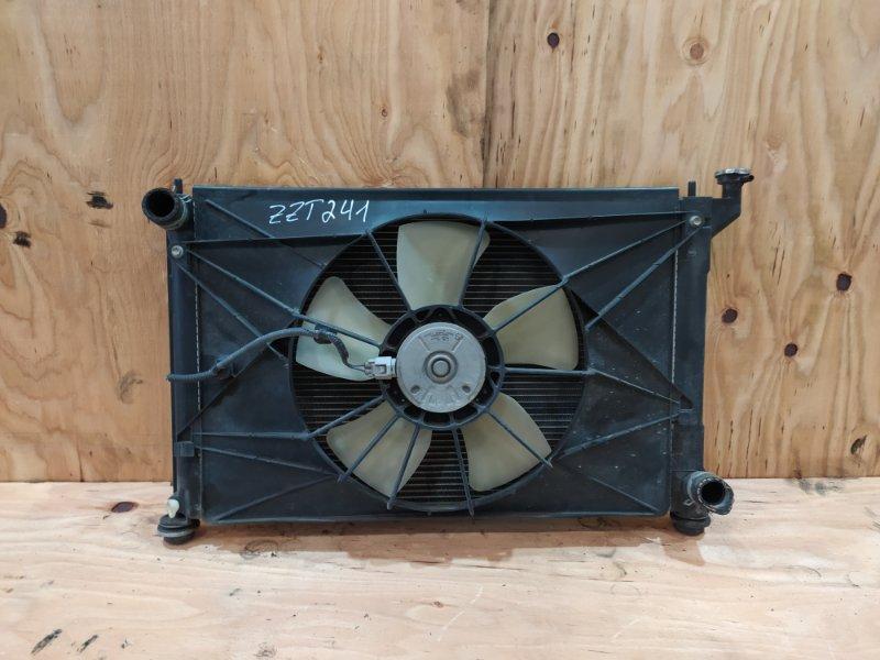 Радиатор двигателя Toyota Caldina ZZT241W 1ZZ-FE 2002
