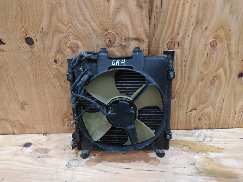 Радиатор кондиционера Honda Hr-V GH4 D16A 2000