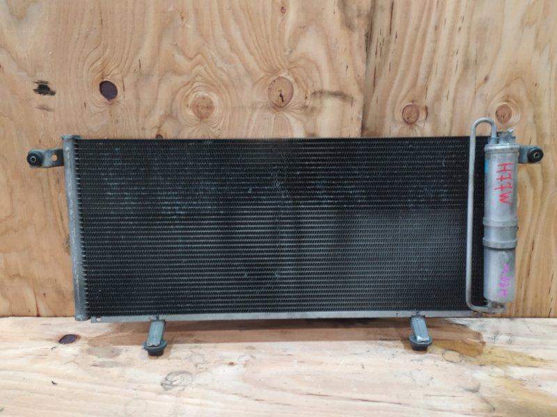 Радиатор кондиционера Mitsubishi Pajero Io H77W 4G94 2001