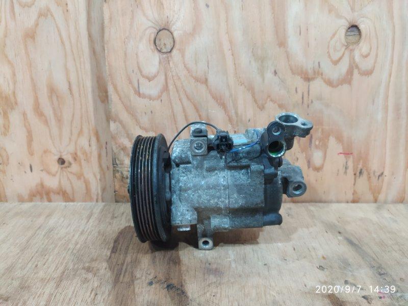 Компрессор кондиционера Nissan Bluebird Sylphy QG10 QG18DE 2005