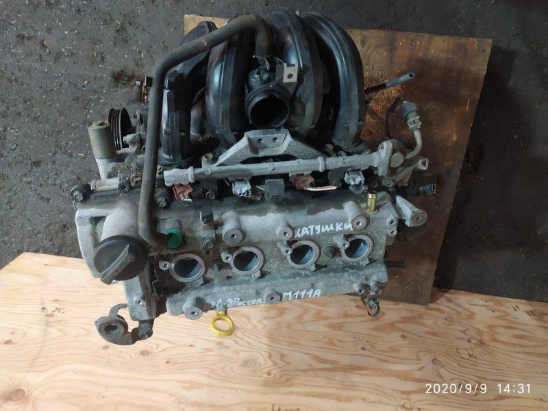 Двигатель Toyota Duet M111A K3-VE 2001