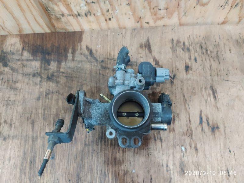 Заслонка дроссельная Toyota Duet M111A K3-VE 2001