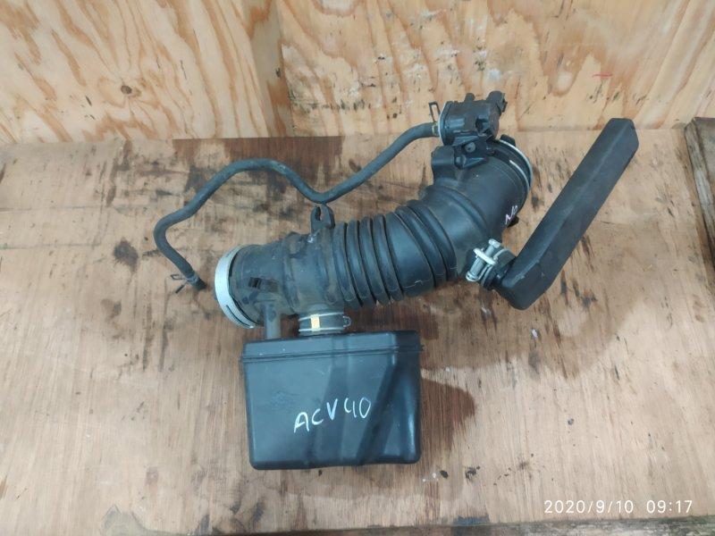 Патрубок воздушн.фильтра Toyota Camry ACV40 2AZ-FE 2007