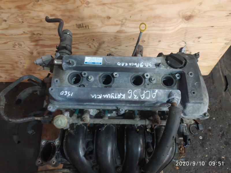Двигатель Toyota Rav4 ACA36W 2AZ-FE 2007