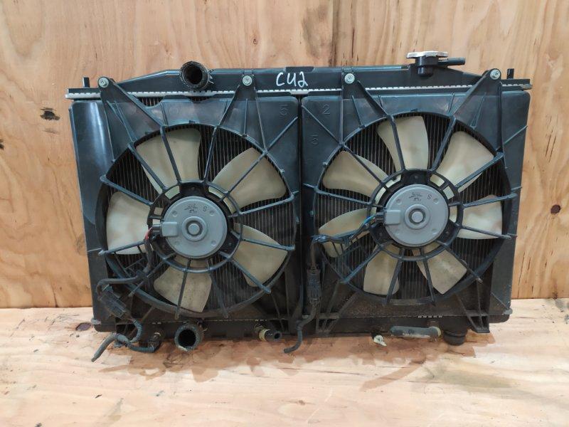Радиатор двигателя Honda Accord CU2 K24A 2009