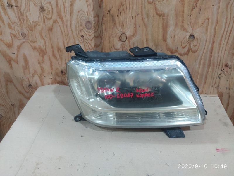 Фара Suzuki Escudo TD54W J20A 2007 правая