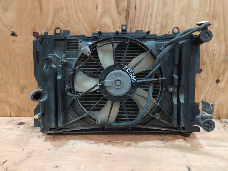 Радиатор двигателя Toyota Allion ZRT260 2ZR-FE 2007