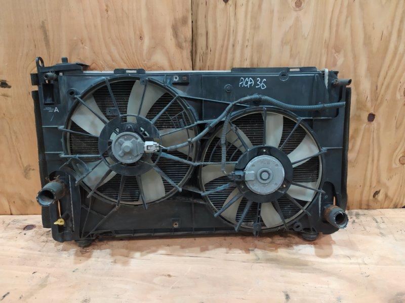 Радиатор двигателя Toyota Rav4 ACA36W 2AZ-FE 2007