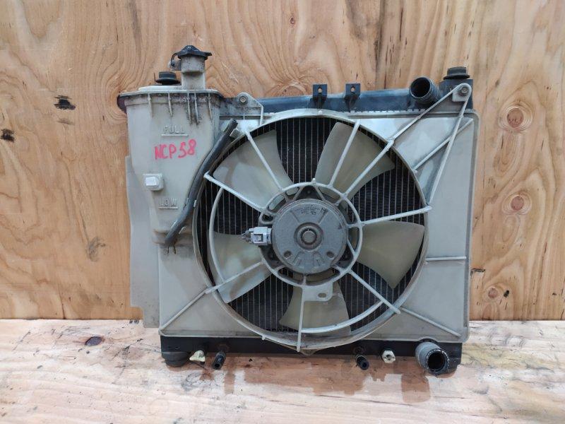 Радиатор двигателя Toyota Probox NCP58G 1NZ-FE 2003