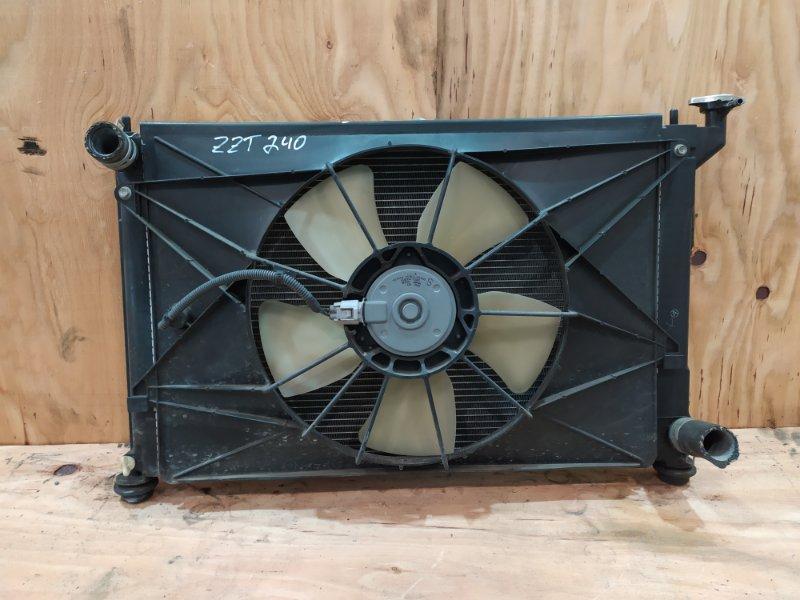 Радиатор двигателя Toyota Allion ZZT240 1ZZ-FE 2002