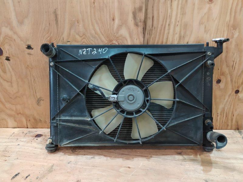 Радиатор двигателя Toyota Allion NZT240 1NZ-FE 2003