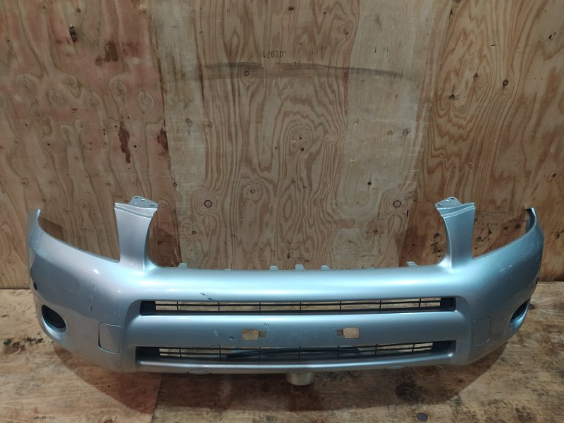 Бампер Toyota Rav4 ACA36W 2AZ-FE 2007 передний