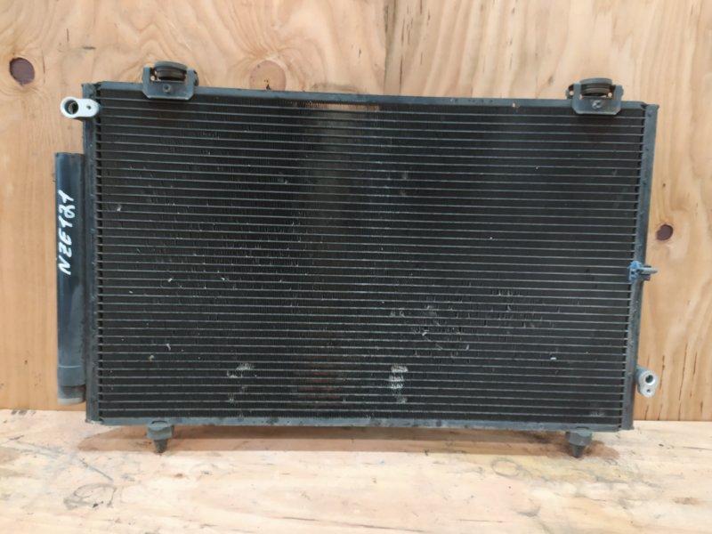 Радиатор кондиционера Toyota Allex NZE121 1NZ-FE 2001