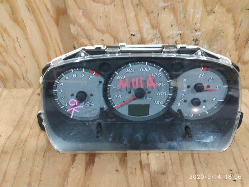 Комбинация приборов Toyota Duet M111A K3-VE 2001