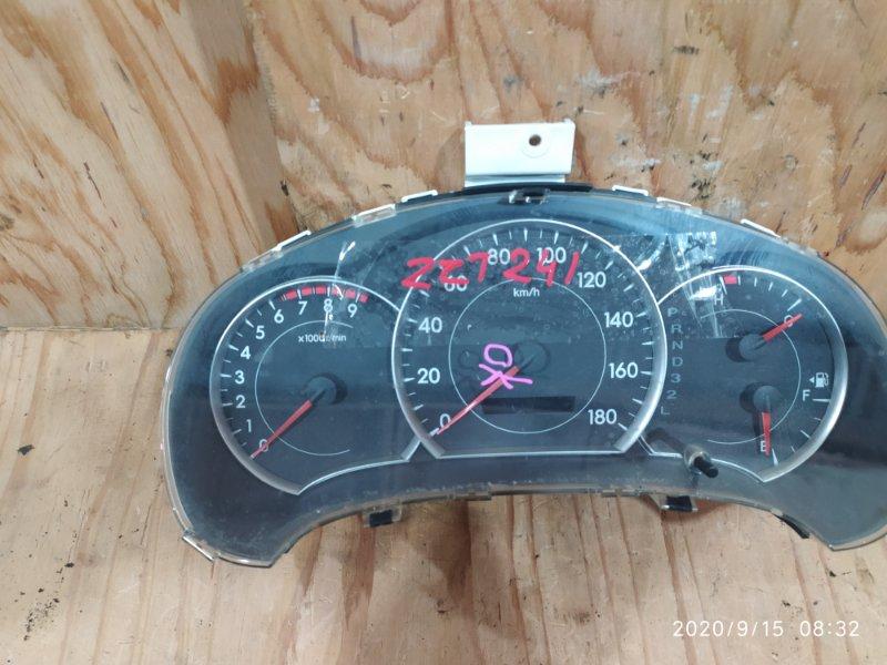 Комбинация приборов Toyota Caldina ZZT241W 1ZZ-FE 2002