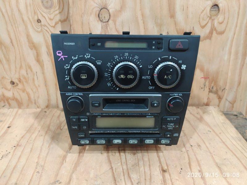 Блок управления климат-контролем Toyota Altezza GXE10 1G-FE 2000