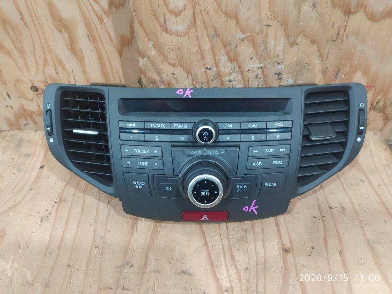 Магнитола Honda Accord CU2 K24A 2009
