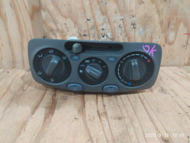 Блок управления климат-контролем Toyota Raum EXZ10 `5E-FE 1997