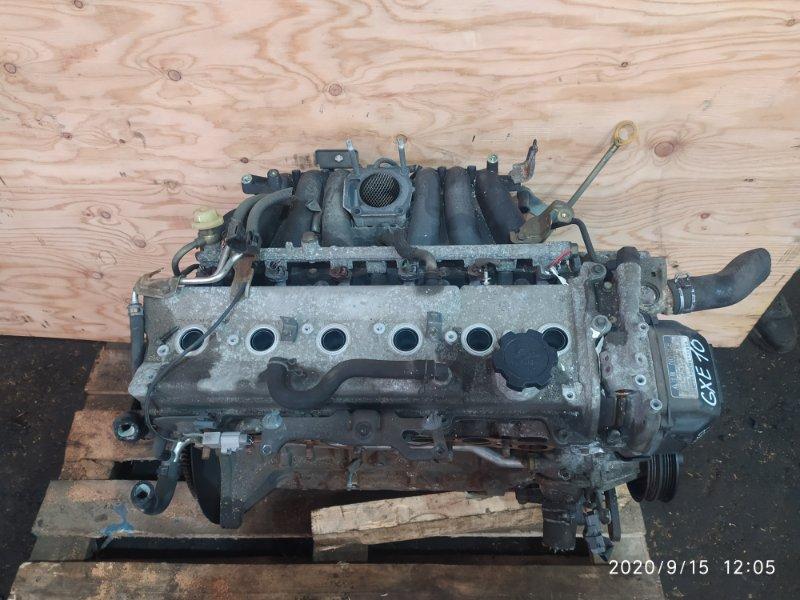 Двигатель Toyota Altezza GXE10 1G-FE 2000