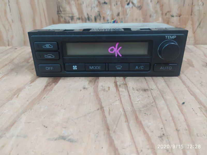 Блок управления климат-контролем Nissan Bluebird Sylphy QG10 QG18DE 2005
