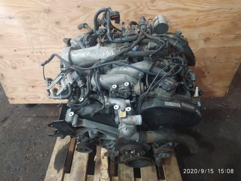 Двигатель Mitsubishi Pajero V45W 6G74 1997
