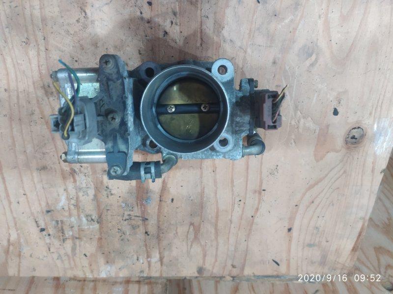 Заслонка дроссельная Mitsubishi Pajero Io H77W 4G94 2001