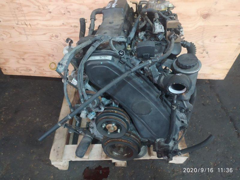 Двигатель Toyota Land Cruiser Prado KZJ95W 1KZ-TE 1997