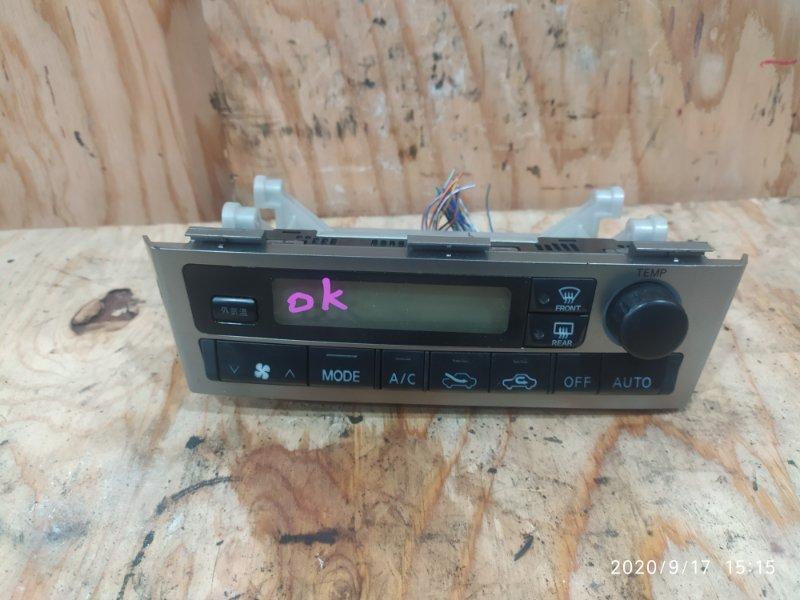 Блок управления климат-контролем Nissan Avenir RW11 QR20DE 2005