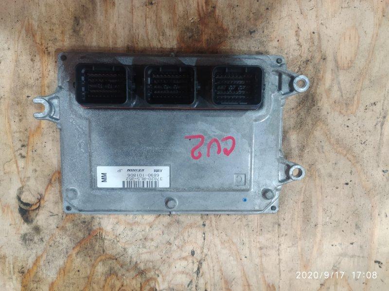 Блок управления двс Honda Accord CU2 K24A 2009
