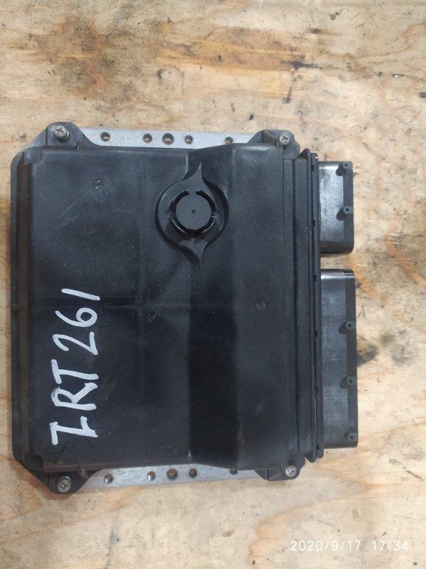 Блок управления двс Toyota Allion ZRT261 3ZR-FAE 2008