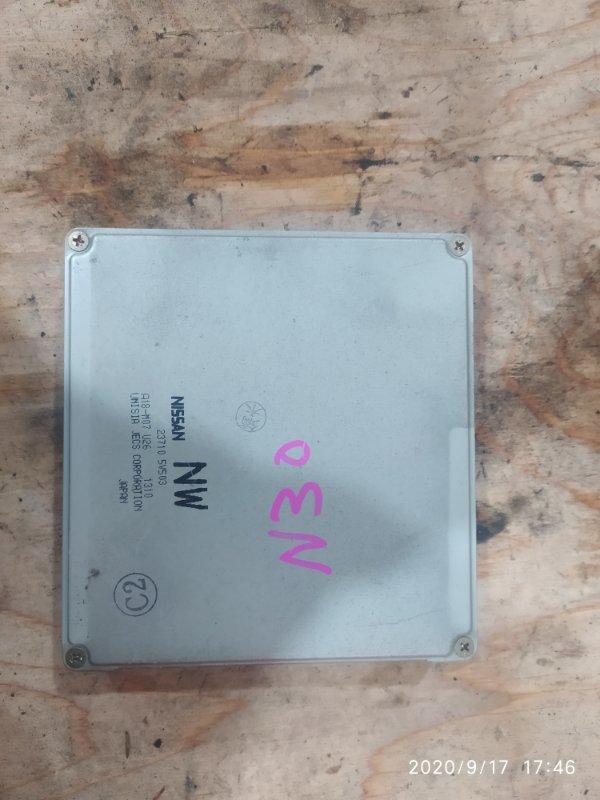 Блок управления двс Nissan Rnessa N30 SR20DE 2001