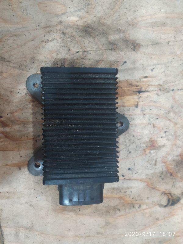 Блок управления впрыском топлива Mitsubishi Pajero Io H77W 4G94 2001