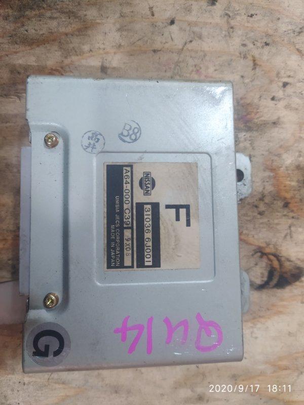Блок управления кпп Nissan Bluebird QU14 QG18DE 2000