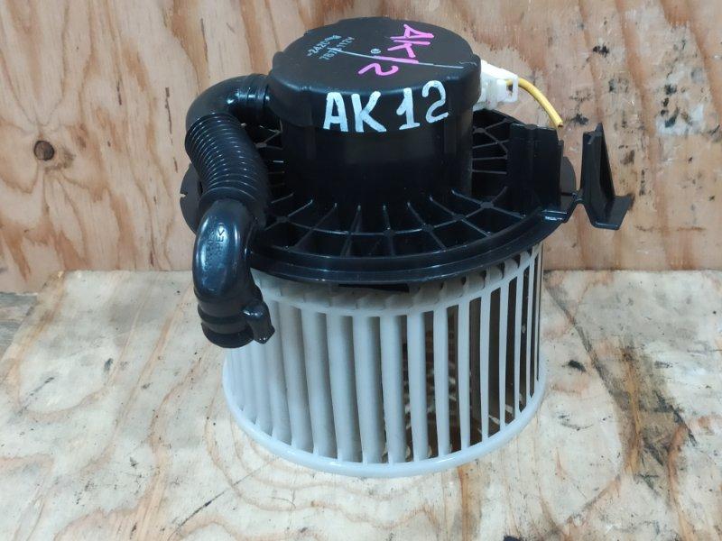 Вентилятор печки Nissan March AK12 CR12DE 2007