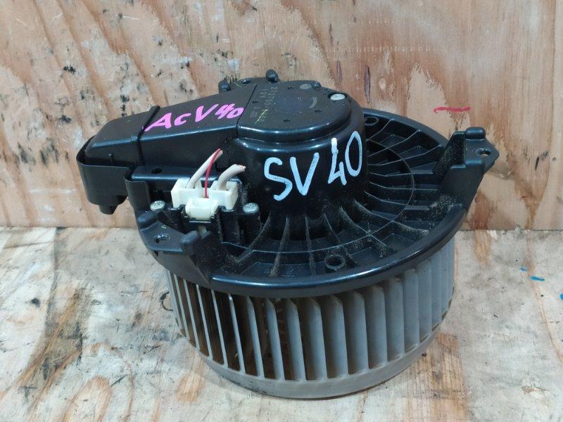 Вентилятор печки Toyota Camry ACV40 2AZ-FE 2007