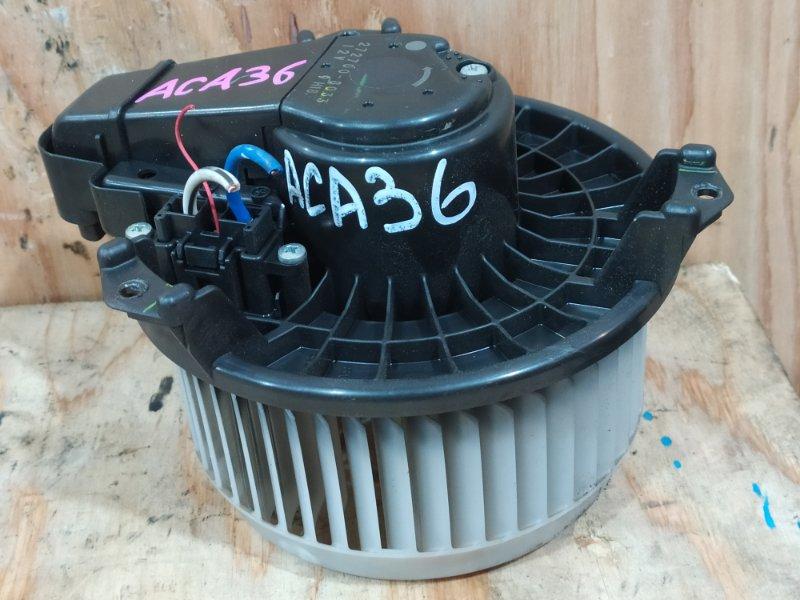 Вентилятор печки Toyota Rav4 ACA36W 2AZ-FE 2007