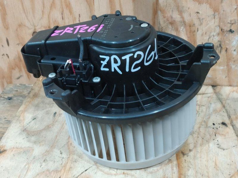 Вентилятор печки Toyota Allion ZRT261 3ZR-FAE 2008